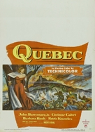Quebec - Movie Poster (xs thumbnail)