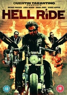 Hell Ride - British Movie Cover (xs thumbnail)
