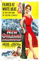 New Orleans Uncensored - Movie Poster (xs thumbnail)