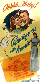 Rendezvous with Annie - Movie Poster (xs thumbnail)