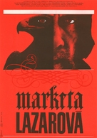Marketa Lazarová - Czech Movie Poster (xs thumbnail)