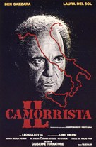 Camorrista, Il - Italian Movie Poster (xs thumbnail)