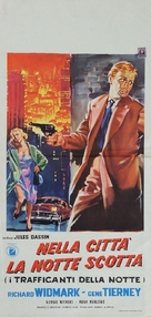 Night and the City - Italian Movie Poster (xs thumbnail)