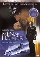 Men Of Honor - Swedish DVD movie cover (xs thumbnail)