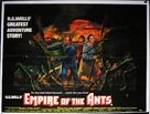 Empire of the Ants - British Movie Poster (xs thumbnail)