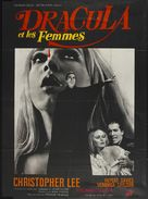 Dracula Has Risen from the Grave - French Movie Poster (xs thumbnail)