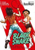 Black Snake - German Movie Poster (xs thumbnail)