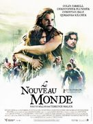 The New World - French poster (xs thumbnail)