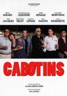 Cabotins - Canadian Movie Cover (xs thumbnail)