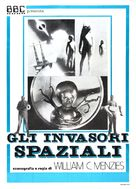 Invaders from Mars - Italian Re-release poster (xs thumbnail)