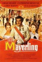 Mayerling - German Movie Poster (xs thumbnail)