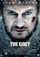The Grey - Dutch Movie Poster (xs thumbnail)