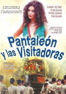 Pantaleón y las visitadoras - Spanish Movie Cover (xs thumbnail)