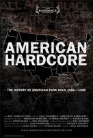 American Hardcore - poster (xs thumbnail)