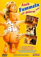 Auch Fummeln will gelernt sein - German Movie Cover (xs thumbnail)