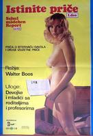 Schulmädchen-Report 10: Irgendwann fängt jede an - Yugoslav Movie Poster (xs thumbnail)