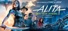 Alita: Battle Angel - Malaysian Movie Poster (xs thumbnail)