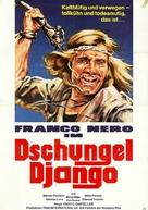 Cacciatore di squali, Il - German Movie Poster (xs thumbnail)