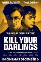 Kill Your Darlings - British Movie Poster (xs thumbnail)