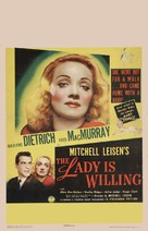 The Lady Is Willing - Movie Poster (xs thumbnail)
