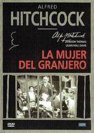 The Farmer's Wife - Spanish DVD movie cover (xs thumbnail)