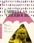 Les parapluies de Cherbourg - Blu-Ray cover (xs thumbnail)