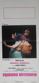 Squadra antimafia - Italian Movie Poster (xs thumbnail)