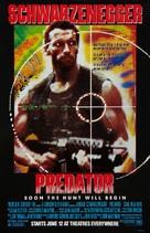 Predator - Advance movie poster (xs thumbnail)