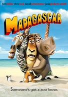 Madagascar - DVD movie cover (xs thumbnail)