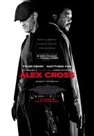 Alex Cross - Polish Movie Poster (xs thumbnail)