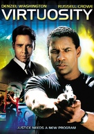 Virtuosity - DVD movie cover (xs thumbnail)