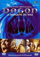Dagon - Italian Movie Cover (xs thumbnail)