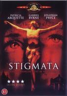 Stigmata - Danish Movie Cover (xs thumbnail)