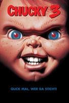 Child's Play 3 - German DVD movie cover (xs thumbnail)
