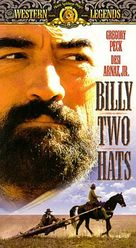 Billy Two Hats - VHS cover (xs thumbnail)