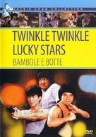 Twinkle Twinkle Lucky Stars - Italian DVD cover (xs thumbnail)