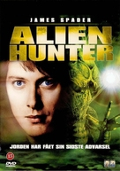 Alien Hunter - Danish DVD cover (xs thumbnail)