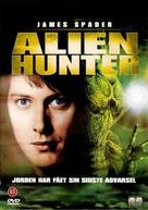 Alien Hunter - Danish DVD movie cover (xs thumbnail)