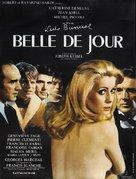 Belle de jour - French Movie Poster (xs thumbnail)