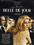 Belle de jour - French Movie Poster (xs thumbnail)