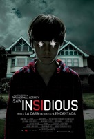 Insidious - Spanish Movie Poster (xs thumbnail)