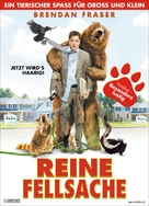 Furry Vengeance - Swiss Movie Poster (xs thumbnail)