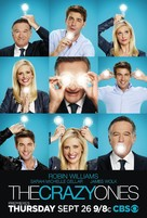 """""""The Crazy Ones"""" - Movie Poster (xs thumbnail)"""