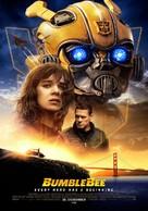 Bumblebee - Icelandic Movie Poster (xs thumbnail)