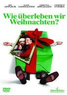 Surviving Christmas - German DVD cover (xs thumbnail)