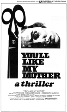 You'll Like My Mother - poster (xs thumbnail)