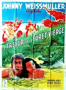 Jungle Jim - French Movie Poster (xs thumbnail)