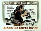Along the Great Divide - Movie Poster (xs thumbnail)