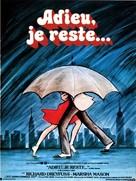 The Goodbye Girl - French Movie Poster (xs thumbnail)