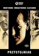 Johnny Handsome - Polish DVD cover (xs thumbnail)